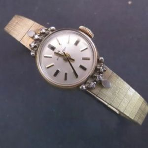 Vintage Ladies Hamilton Watch